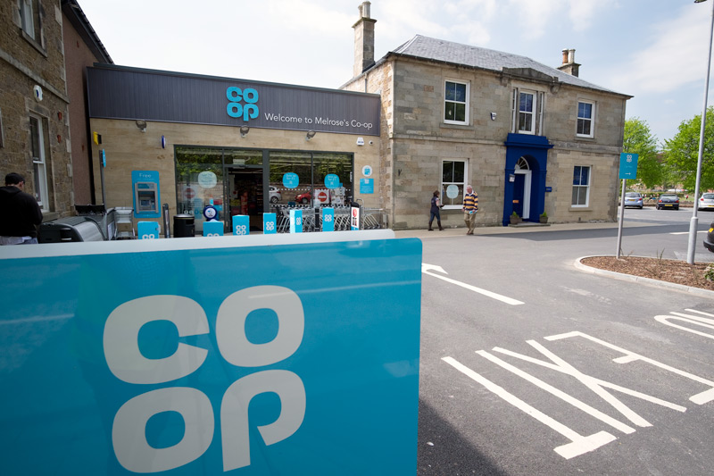 Co-op Melrose