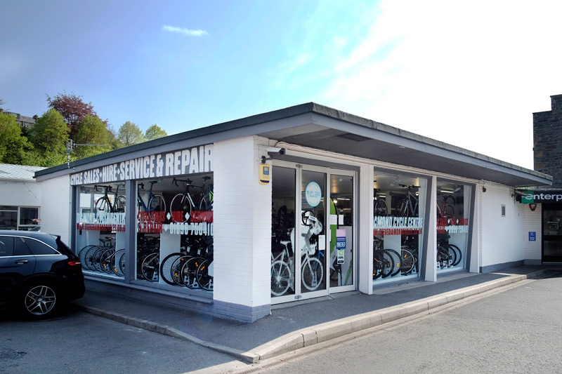 Diamond Cycles Wilderhaugh Galashiels