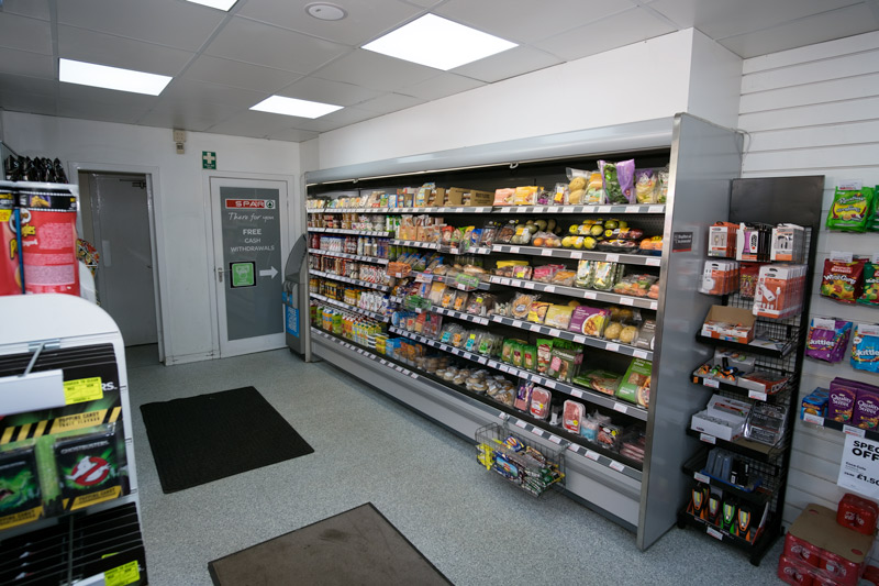 Spar Wilderhaugh Galashiels