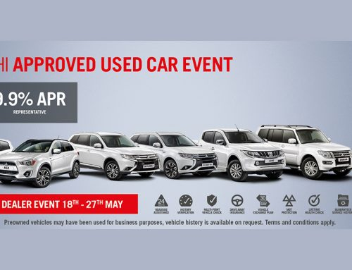 Mitsubishi Used Car Event